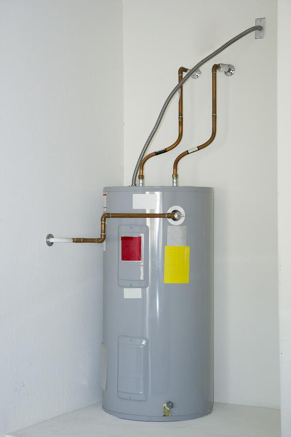 water heater failure